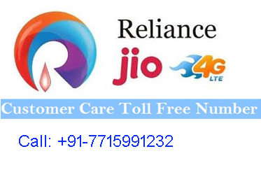 Jio Customer Care Toll-free Numbers