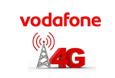 vodafone 4G mobile network solution mumbai